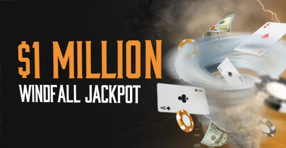 Million Dollar Windfall Jackpot
