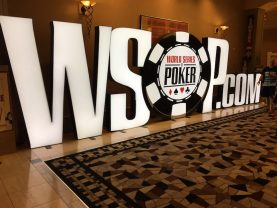 I Think We Caught a Hanger, Sarge – WSOP Edition