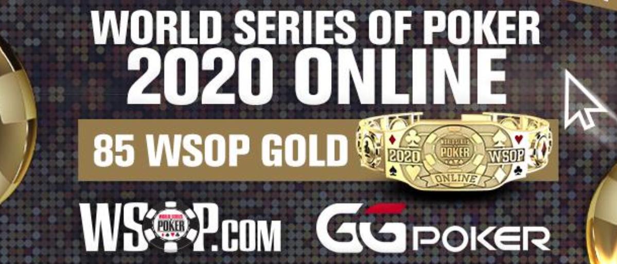2020 WSOP ONLINE