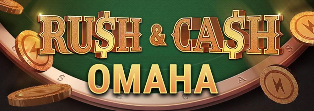 GGNetwork PLO Rush cash & omaha